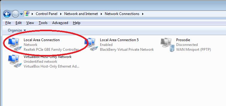 Windows 7 and 10, IPv6 disable – SingleComm